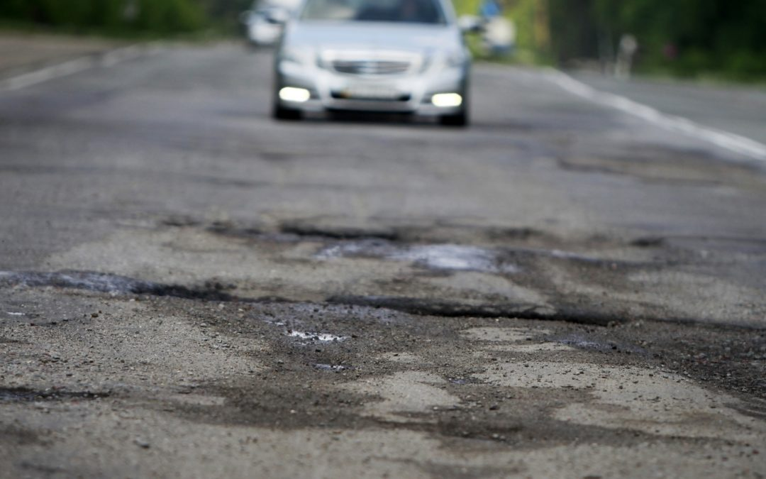 Potholes In Paradise: 3 Big Dangers Of Potholes