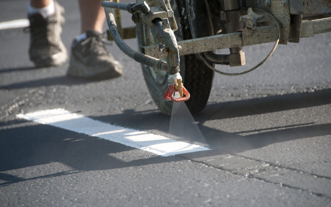 Striping Your Parking Lot: 4 Steps To Get The Job Done Right!