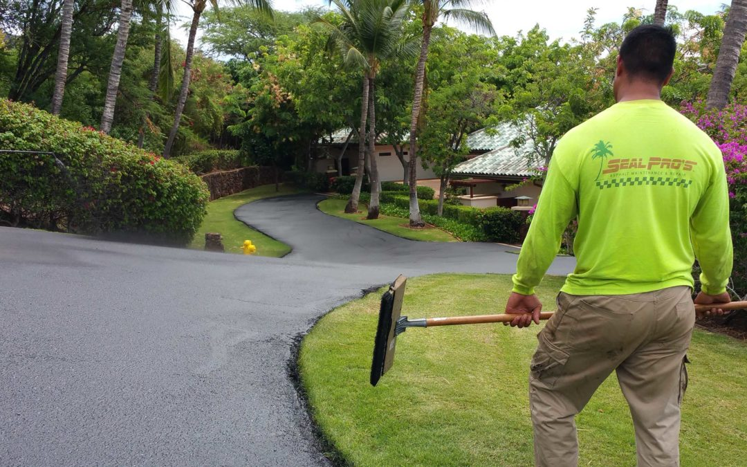 Fogging And Asphalt Repair Seal Pros Hawaii