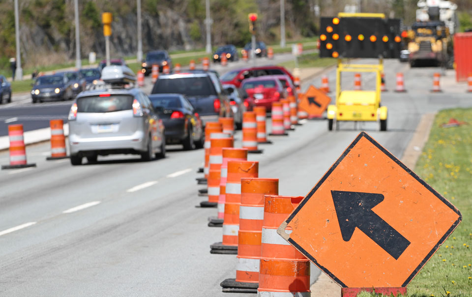 5 Tips for Driving in a Construction Zone
